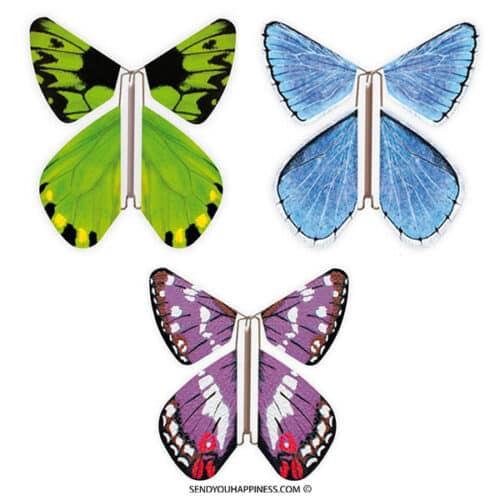 Magic Vlinder Nature Combi B copyright sendyouhappiness.com