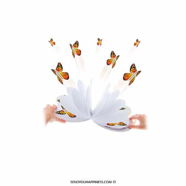 Magic Flyer Heart copyright sendyouhappiness.com