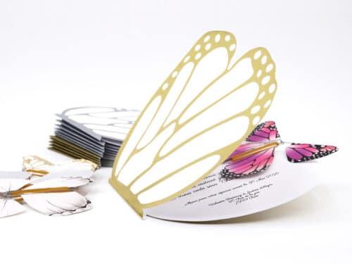 Magic Vlinder Kaarten