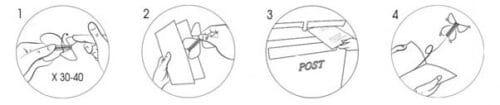 Uitleg Magic Flyer Vlinder